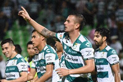 Santos derrota al Pumas