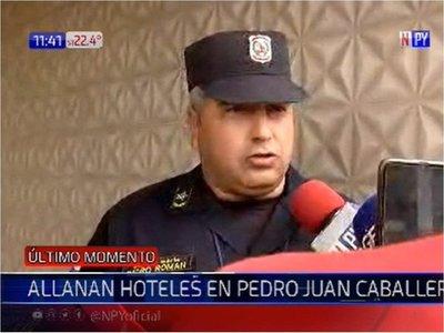 Allanan hoteles para buscar a los reos fugados de la cárcel de PJC
