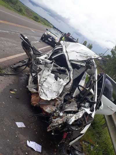 Investigan accidente de tránsito donde falleció una médica