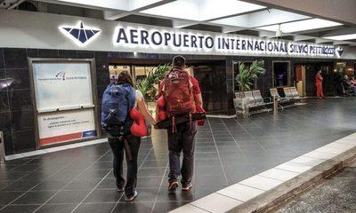 """Aeropuerto Silvio Pettirossi se prepara ante alerta de """"coronavirus"""""""