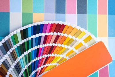 Los colores del negocio atraen a los clientes