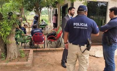 Allanan vivienda de ex director del Penal de Pedro Juan Caballero