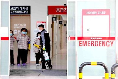 La propagación del coronavirus fuera de China