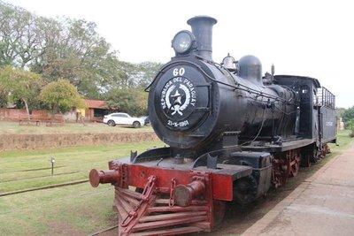 Anuncian reactivación del ferrocarril en el tramo Areguá