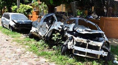 Más de 9500 vehículos chatarras serán destruidos en todo el país