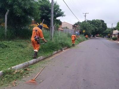 San Lorenzo: En campaña contra el dengue se recolectan más de 50 mil kilos de basura