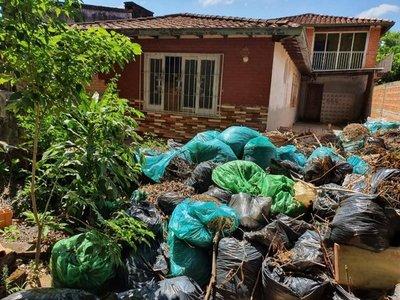 Imputan a propietarios de inmuebles sucios y con criaderos de mosquitos