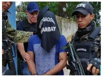 Aprehenden a brasileño tras búsqueda de reclusos fugados