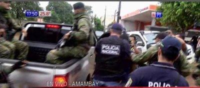 Detienen a brasileño en Pedro Juan Caballero