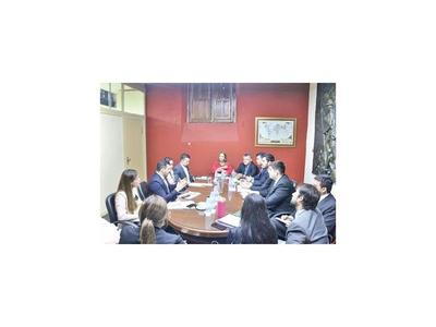 Afinan la ley de trazabilidad en reunión  interinstitucional