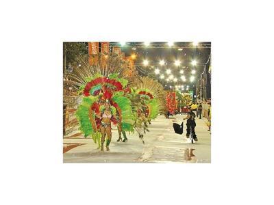 Tradicional Carnaval de Encarnación se  inicia este sábado