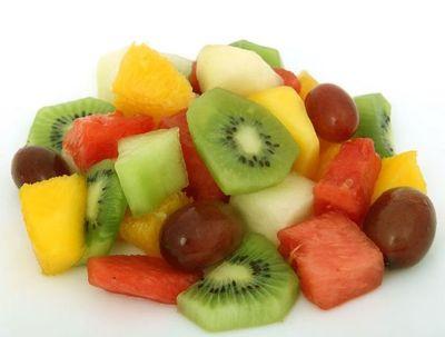 Dieta equilibrada, clave para buenos resultados