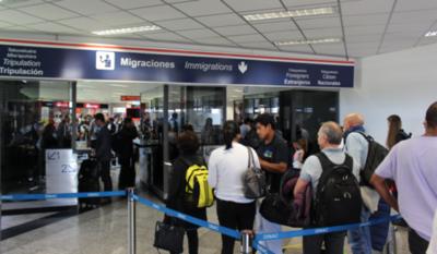 Refuerzan protocolo sanitario de observación en el aeropuerto ante eventuales casos de coronavirus