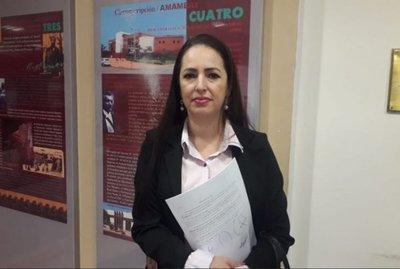 Fuga masiva: Reinalda Palacios dice que no es titular de investigación