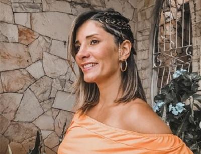 La conductora Deisi Giménez estuvo en el cumpleaños de Pampita