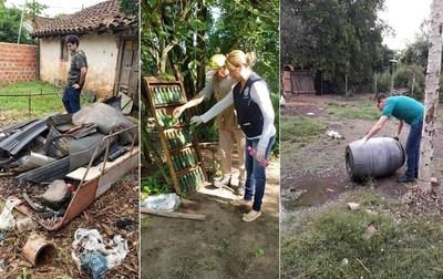 Cuatro muertos por dengue y disparan notificaciones de pacientes con síntomas