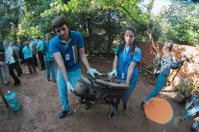 El 90% de los pobladores de Central tienen criaderos de dengue en sus viviendas