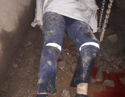 Joven muere tras caer en una máquina trituradora