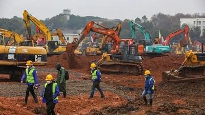 China: Construirán en 10 días un hospital para recibir unicamente a enfermos con Coronavirus