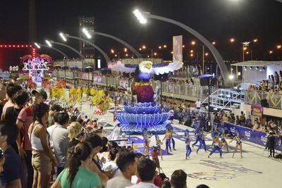 Grito de carnaval en el sur