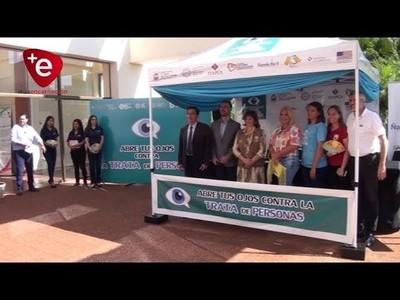 PRESENTAN 2° EDICIÓN DE LA CAMPAÑA ''AL RITMO DE CARNAVAL, PROTEGEMOS A LA NIÑEZ Y ADOLESCENCIA''