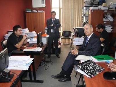 Defensa de Mario Ferreiro prepara 'batería de acciones' para demostrar que imputación es improcedente, anuncia abogado