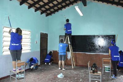 Dequení celebra el Día Internacional de la Educación