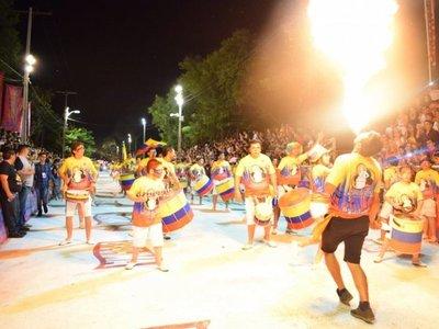 Con globitos de agua y batucadas se realizará la previa del Carnaval Guaireño