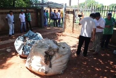 Ñemby: fiscalía allanó propiedades en torno a la lucha contra el dengue