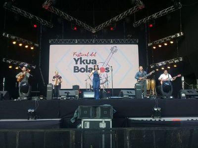 En marcha el Festival del Ykua Bolaños