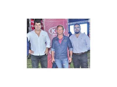 KIA Motors celebra récord de ventas en el Paraguay