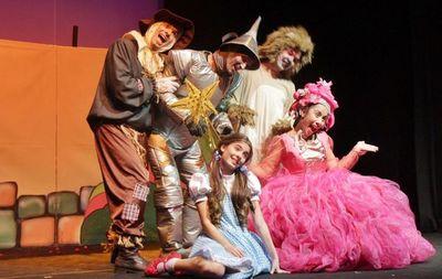 """""""El Mago de Oz"""" sube en el Teatro Latino, hoy y mañana"""