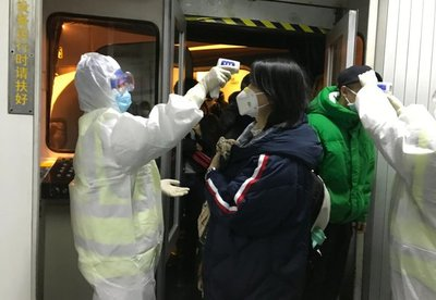 Paraguay toma medidas tras alerta por el virus del coronavirus