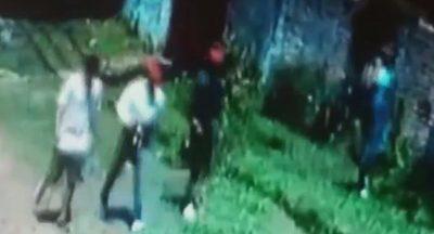 Atrapan a embarazada y confiesa asalto en Lambaré