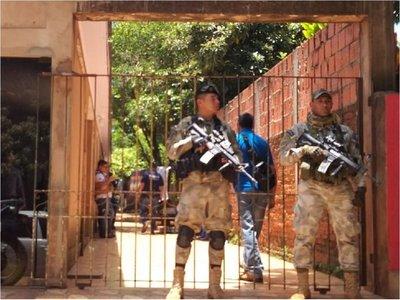 Recapturan a otro de los reos fugados en Pedro Juan Caballero