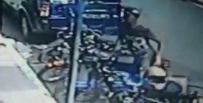 Vecinos critican liberación de supuesto 'robamotos'