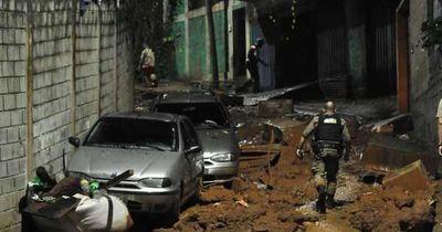 Temporal en el sudeste de Brasil suma once muertos y varios desparecidos