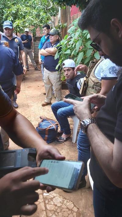Recapturan a otro fugado de Pedro Juan Caballero