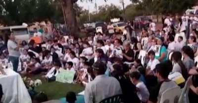 Desde Paraguay piden justicia para Fernando Báez