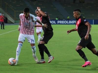 Paraguay ganaba, pero se lo terminaron dando vuelta
