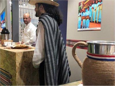 Paraguay busca cautivar a Europa con su cultura en Fitur