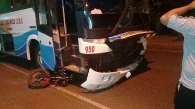 Reportan accidente con derivación fatal en Yaguarón