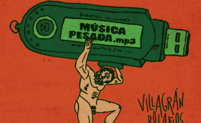 """HOY / Villagrán Bolaños tiene """"música pesada"""""""