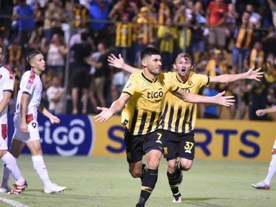 El VAR decide triunfo de Guaraní ante Cerro Porteño
