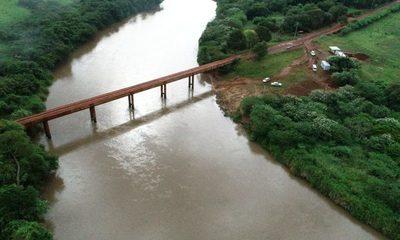Inicia construcción de puente que unirá Minga Guazú con Los Cedrales