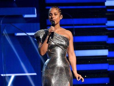 """Alicia Keys y los Grammy recuerdan a Kobe Bryant: """"Perdimos a un héroe"""""""