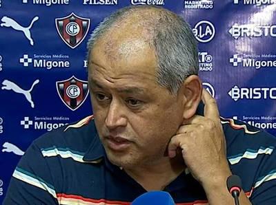 """Francisco Arce: """"No tuvimos profundidad"""""""