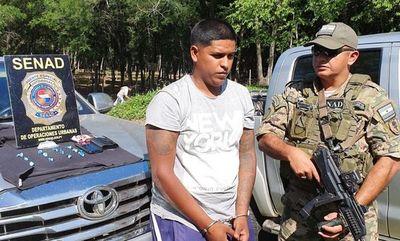 Detenido con cocaína en San Ber