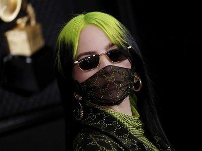 Billie Eilish gana el Grammy a la canción del año por Bad Guy