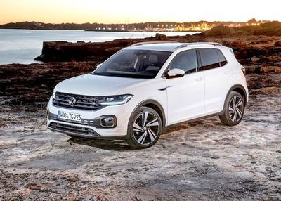 Volkswagen T-Cross es elegido el mejor SUV en América Latina